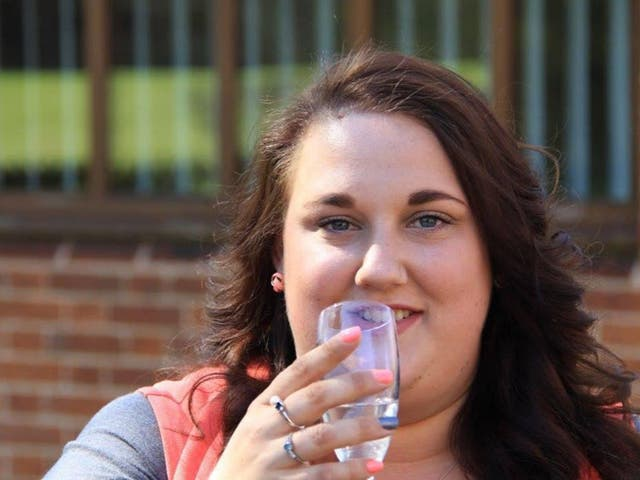 <p>Lucy Wilson almost died after injuries during routine surgery at Norkolk and Norwich Hospital</p>