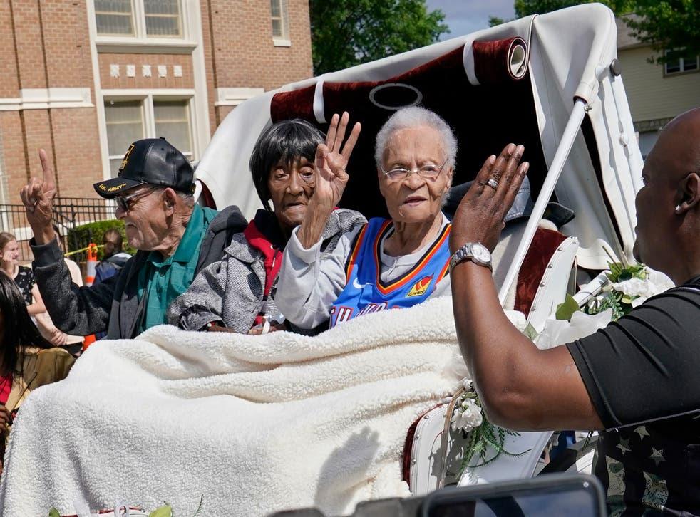 Foundation gifts $100,000 to 3 Tulsa Race Massacre survivors Black Tulsa |  The Independent