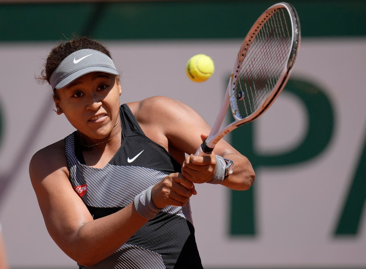French Open day one: Osaka's boycott could end badly as Thiem makes early exit