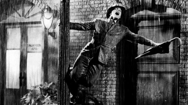 Still from the film Singin' In The Rain