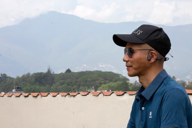 Nepal Chinese Climber