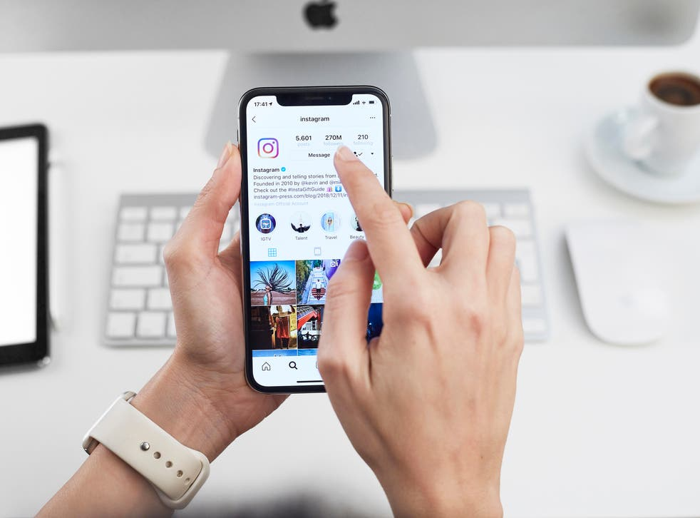<p>Instagram 'likes' are often treated as a popularity contest</p>