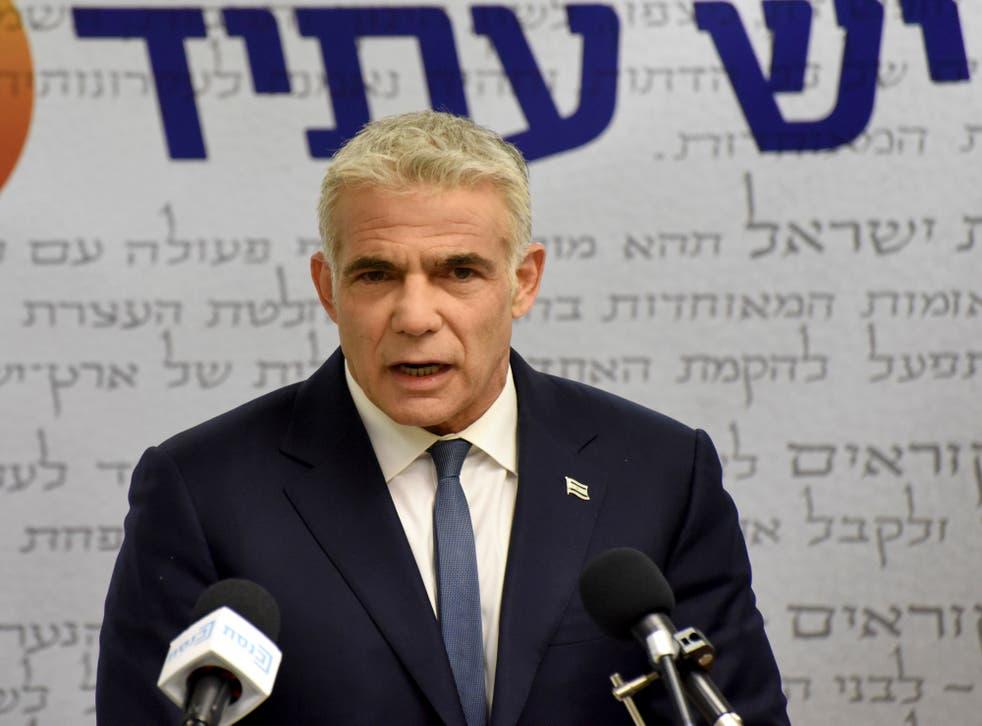 ISRAEL-POLITICA