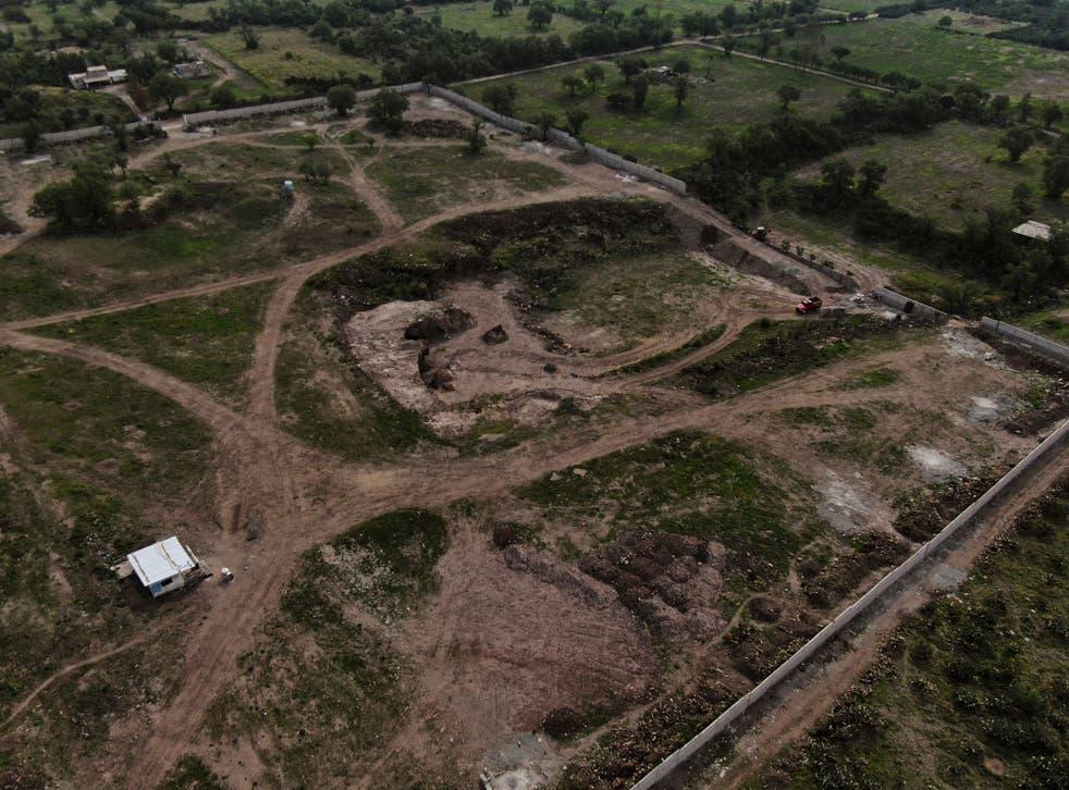 MEXICO-RUINAS ARQUEOLOGICAS