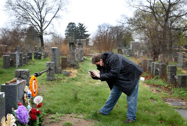 Virus Outbreak-Surviving Sons Remorse