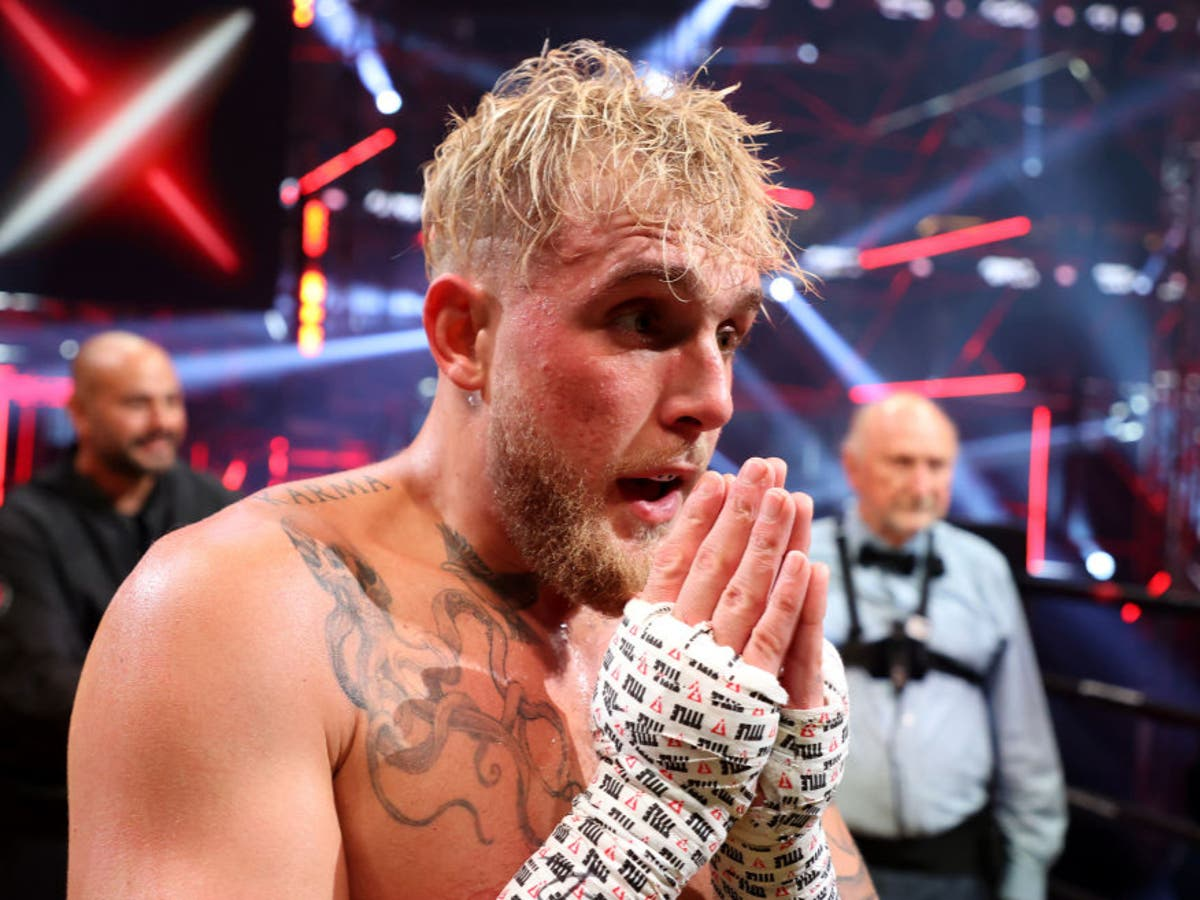 Jake Paul Vs Tyron Woodley Fight Date Uk Start Time How To Watch Online And Undercard Including Tommy Fury The Independent