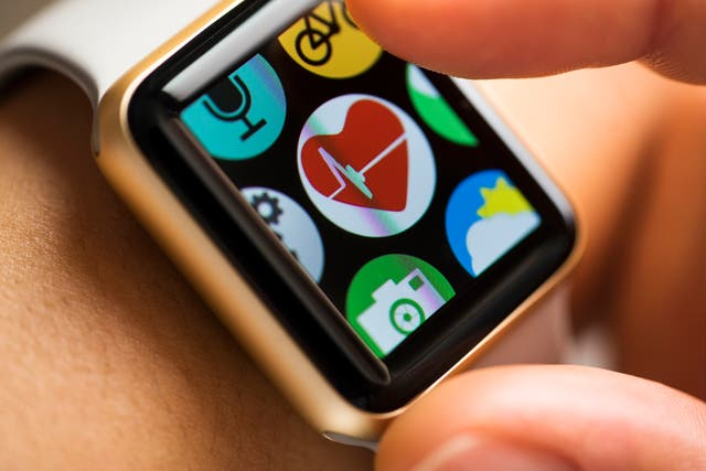 <p>In addition to Apple, a number of companies make smartwatches that monitor a person's ECG</p>
