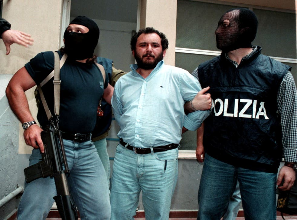 <p>Brusca was arrested in 1996 following the brutal murder of a 14-year-old boy</p>