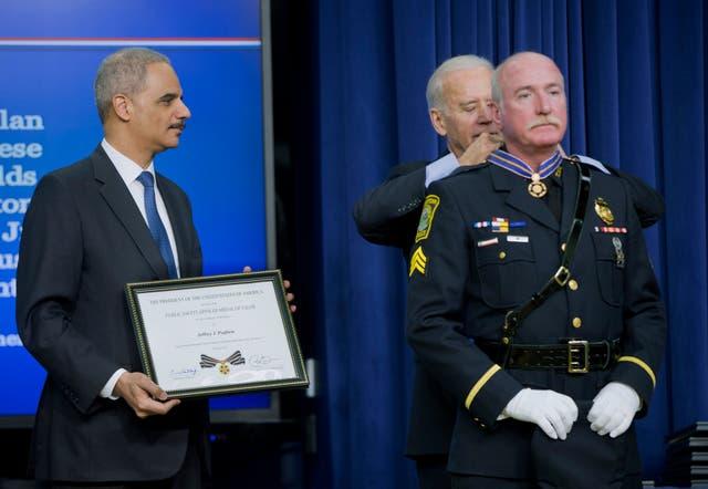 Marathon Bombing Officer Retirement