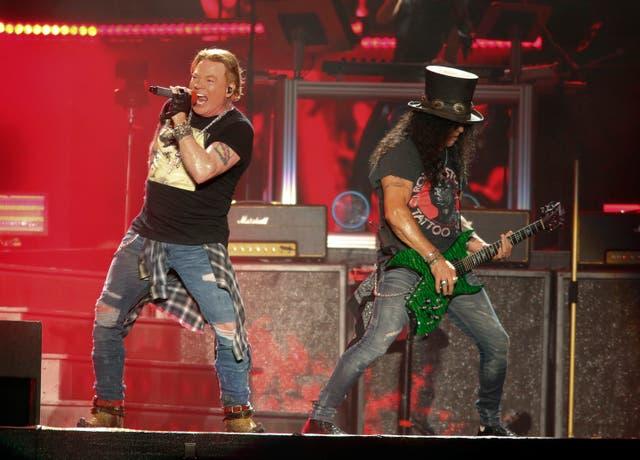 Guns N' Roses-Atlantic City