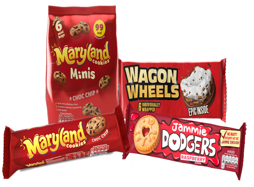 Burton's Biscuits