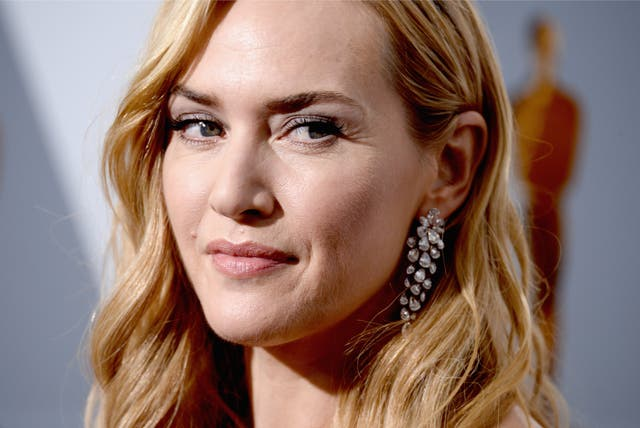 <p>Career high: Winslet's role as Mare has been universally hailed</p>
