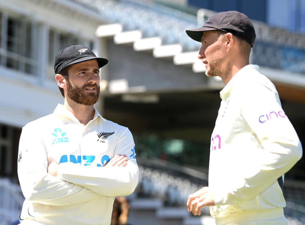 <p>England and New Zealand begin their Test series on Wednesday</p>