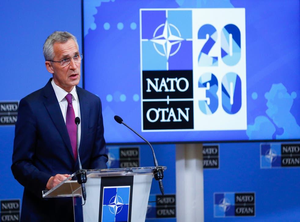 Belgium NATO