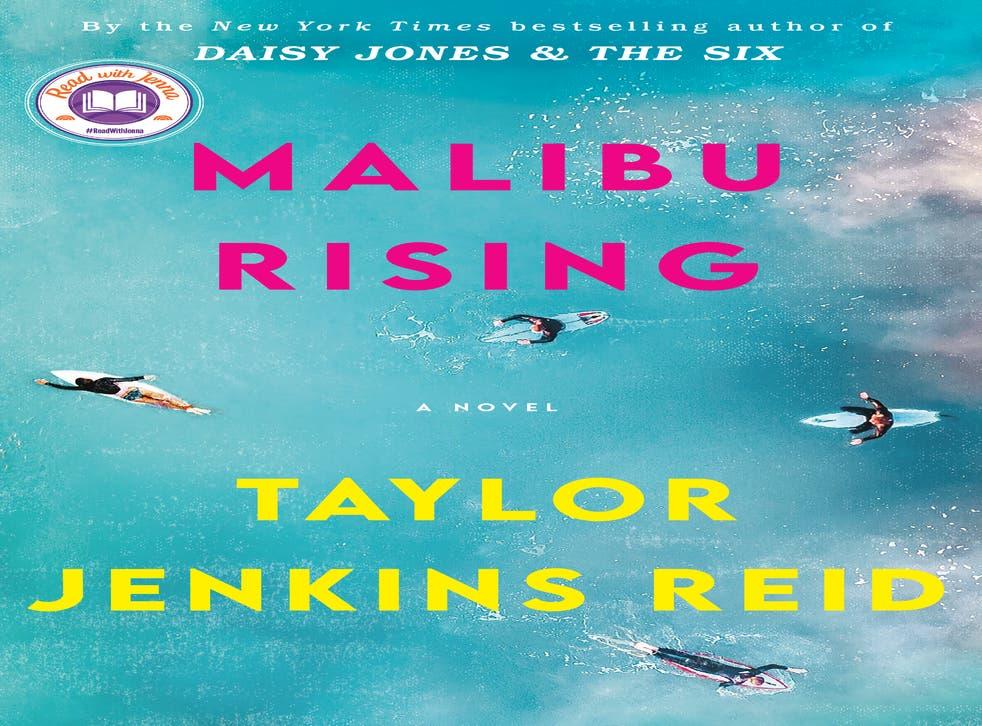 Book Review - Malibu Rising