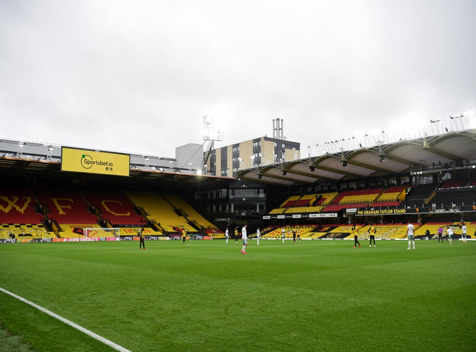 <p>Watford have completed the signing of Imran Louza</p>