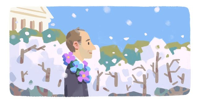 <p>Why is Google doodle honouring Frank Kameny?</p>