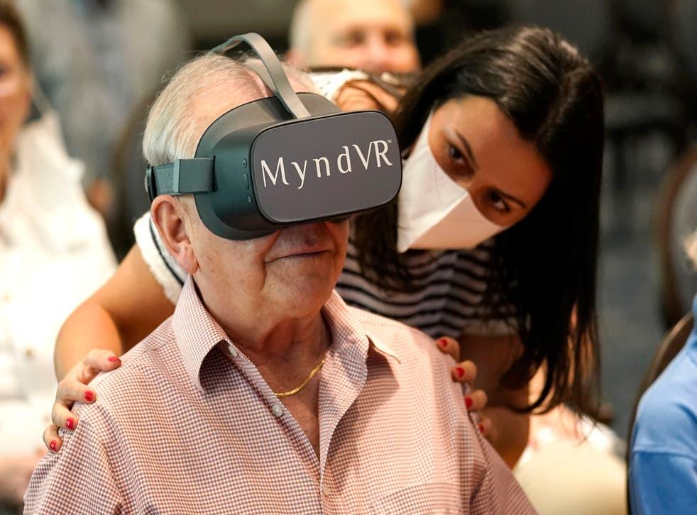 Seniors Virtual Reality