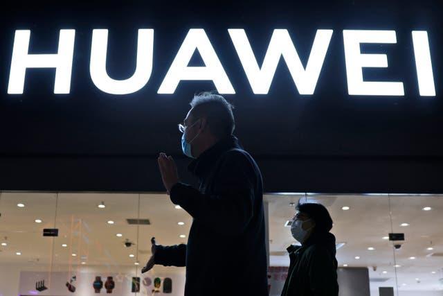 China Huawei OS
