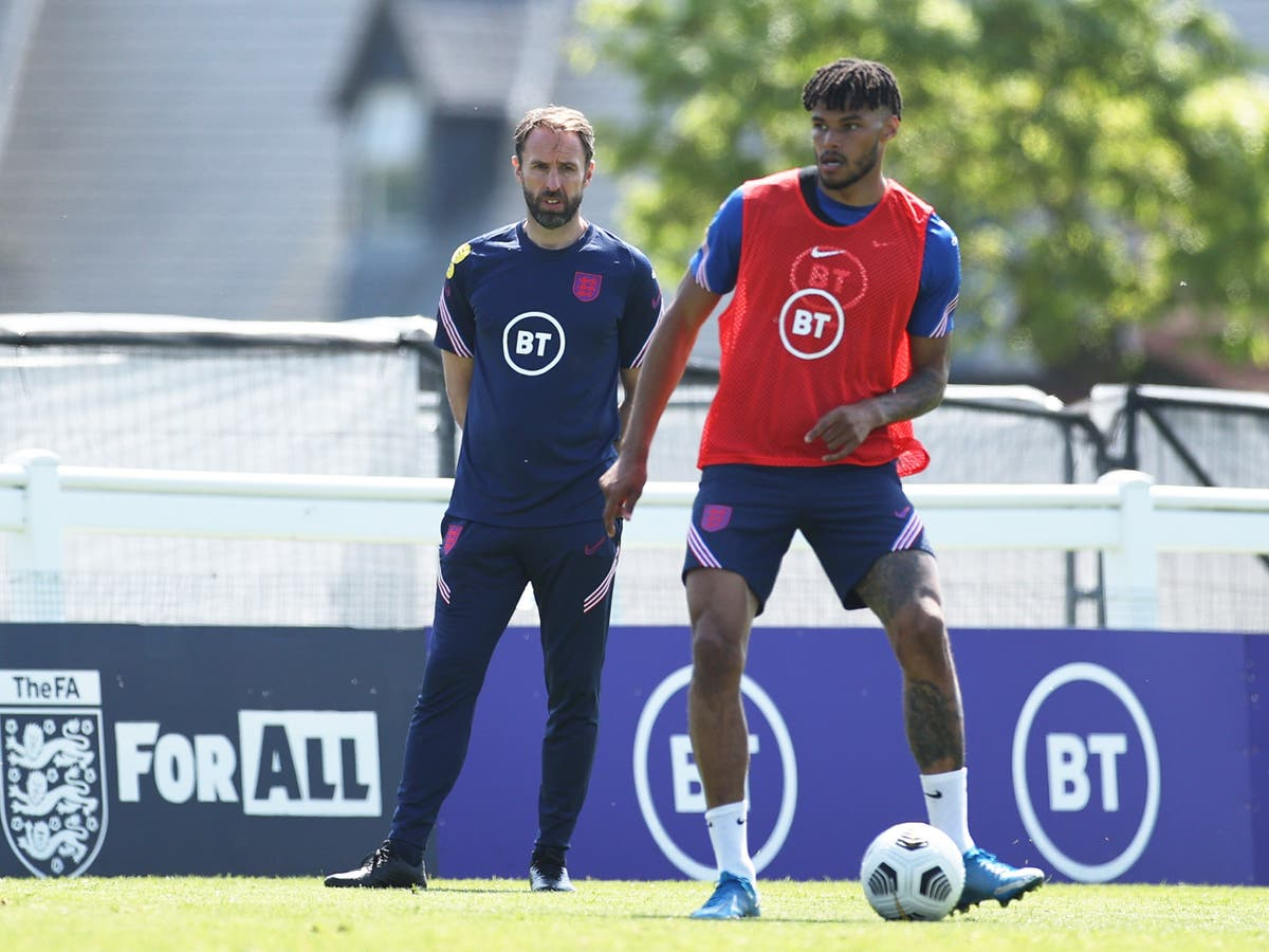 Euro 2021 news live: Latest England updates as 26-man selection confirmed