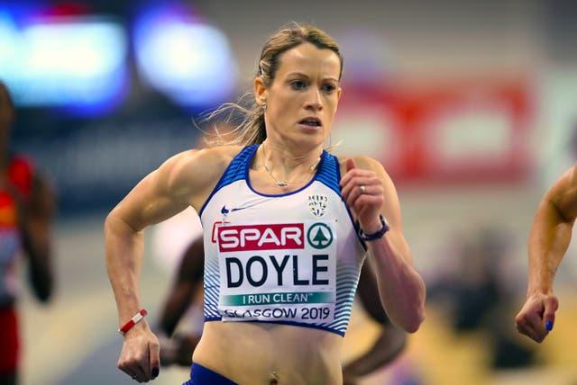 <p>Great Britain's Eilidh Doyle has announced her retirement at the age of 34</p>