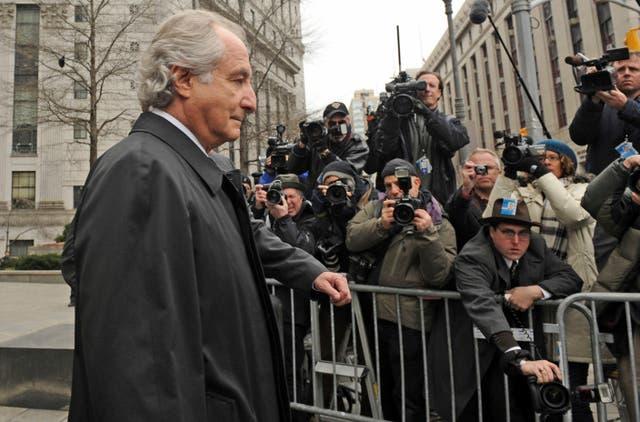 Untangling Madoff