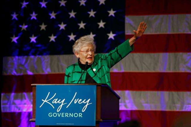 Election 2022 Alabama Governor