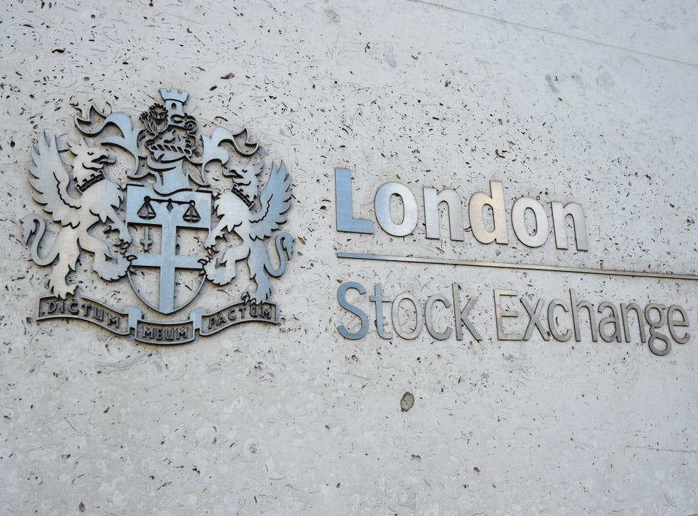 <p>London stocks end the week with highest gains in over a month</p>