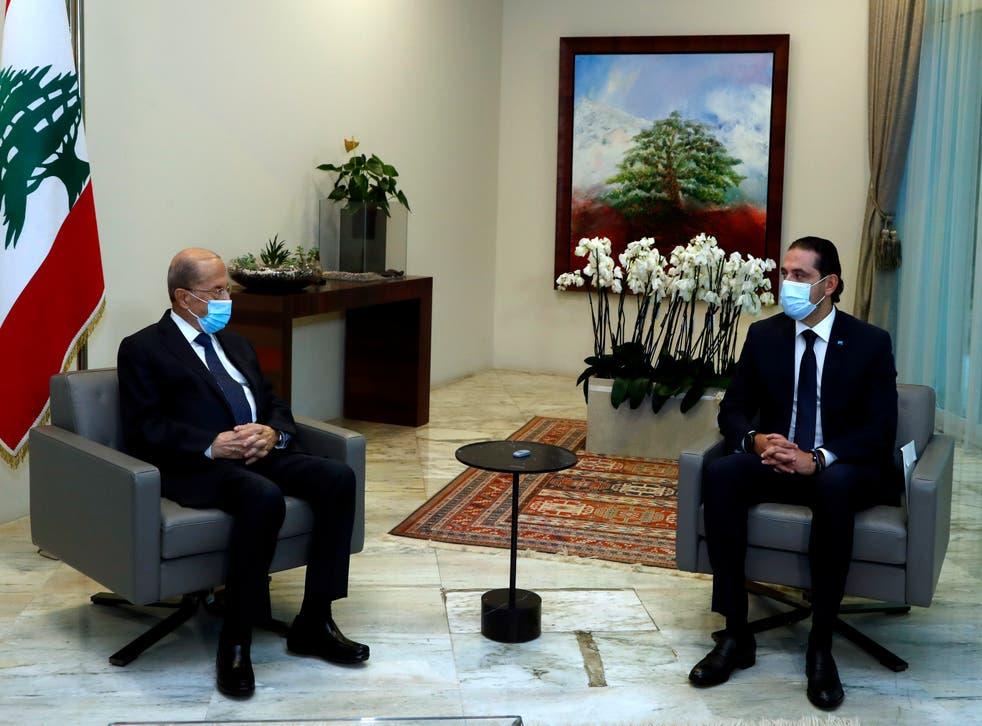 LIBANO CRISIS POLITICA