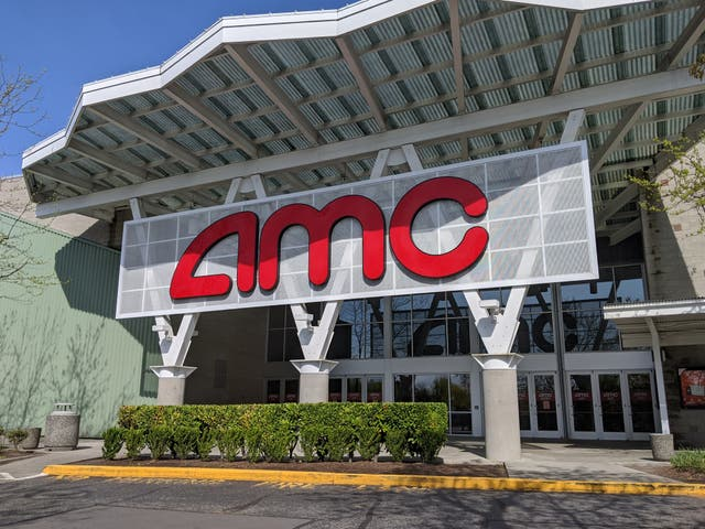 <p>AMC share price soars as it offers meme-stock investors free popcorn</p>