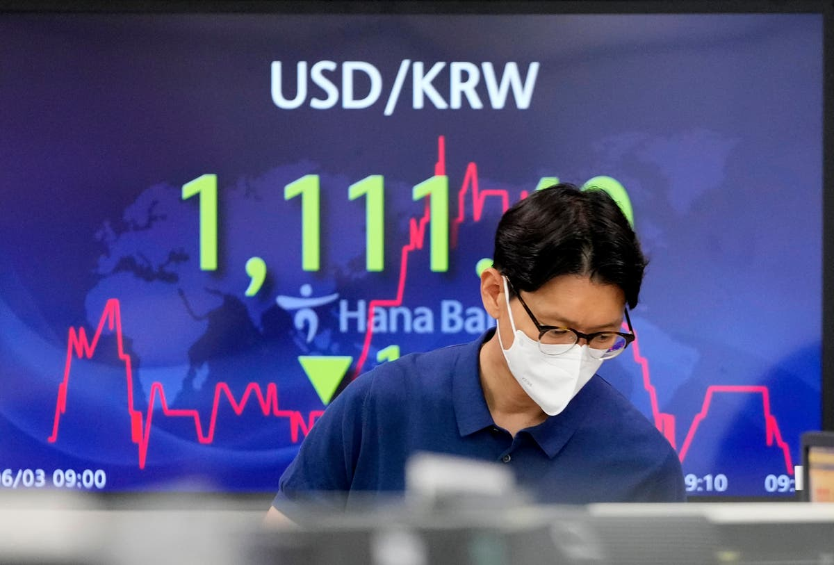 Asian shares track tech, energy-led gains on Wall Street
