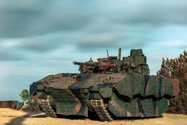 <p>Report says speed restrictions had been caused by excessive vibrations in the Ajax tanks and that crews were limited to 90 minutes inside them at a time</p>