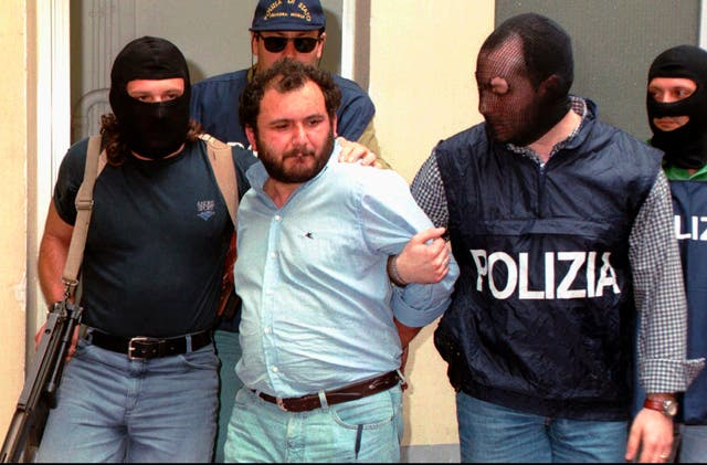 Italy Mafia Turncoat