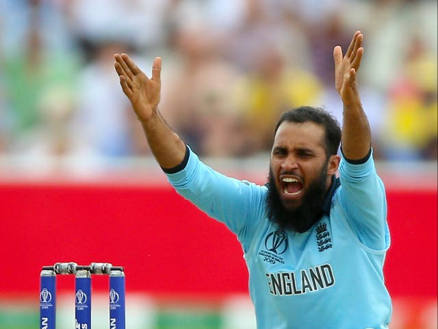 <p>Adil Rashid is pleased that men and women's games will be staged together during The Hundred</p>
