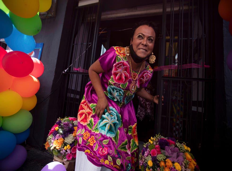 <p>Marven buscará un escaño en la Cámara de Diputados de la Ciudad de México a través del partido ELIGE</p>