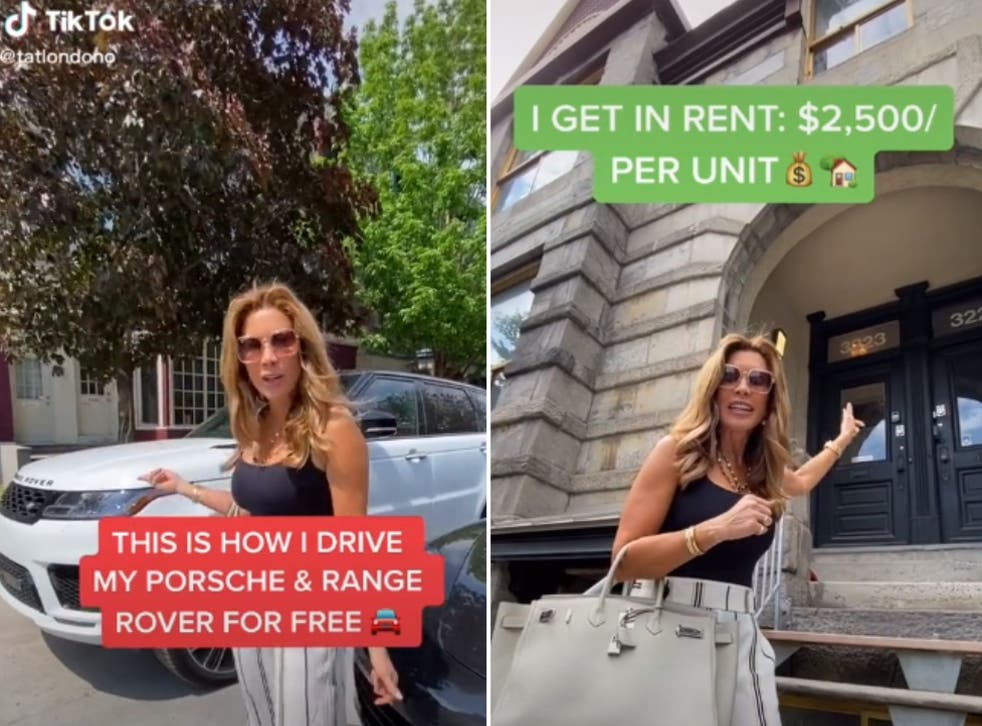<p>Tato Londono has over 1.5m followers on TikTok where she shares financial and real estate tips</p>
