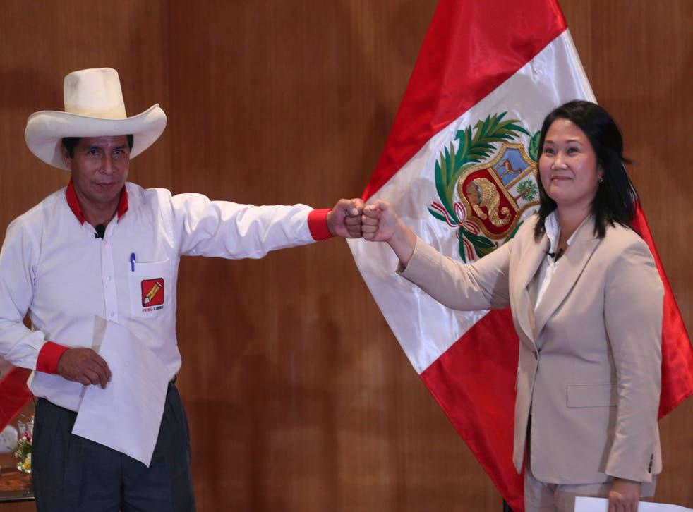 PERU-ELECCIONES JURAMENTO