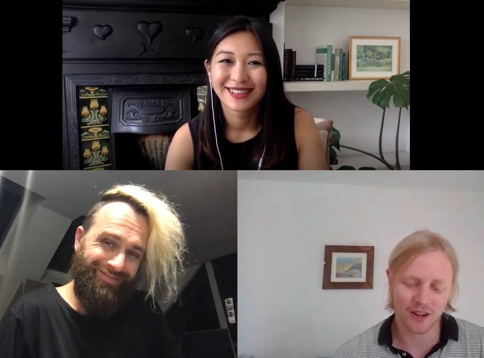 <p>Samantha Yap and Fred Schebesta join The Independent's Anthony Cuthbertson on 3 June, 2021</p>