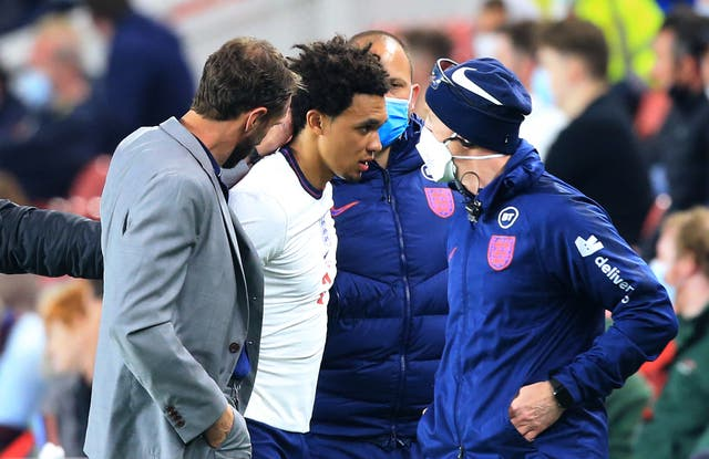 <p>The FA has confirmed Trent Alexander-Arnold will miss Euro 2020</p>