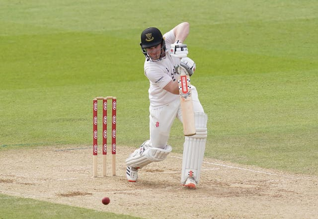 Ben Brown's 126 not out off 174 balls was a punchy captain's innings.
