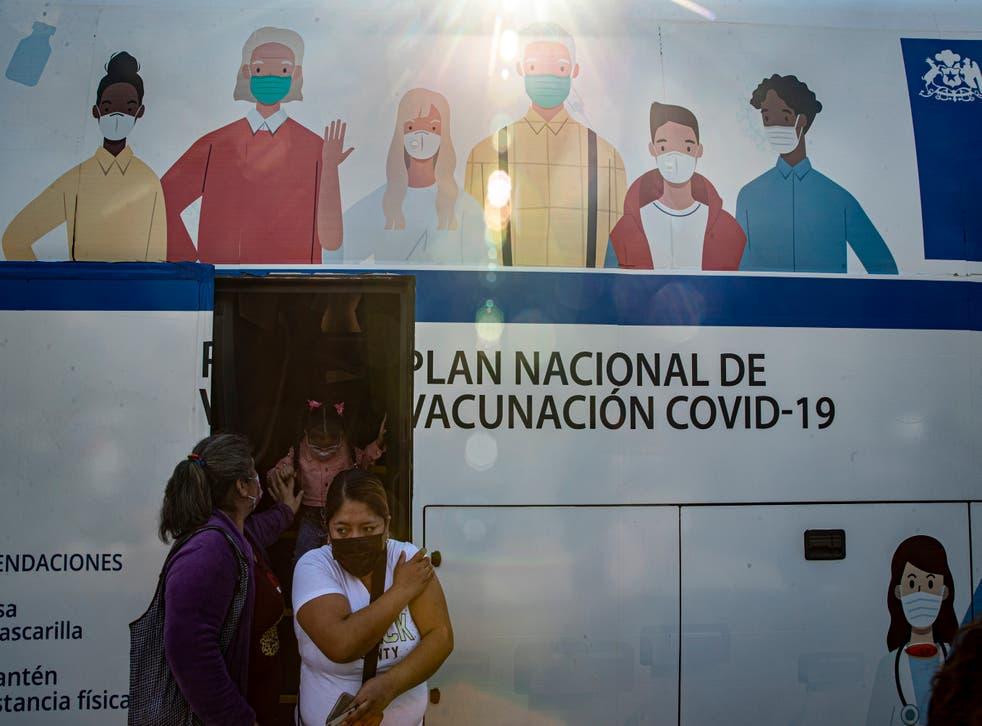 CORONAVIRUS-CHILE