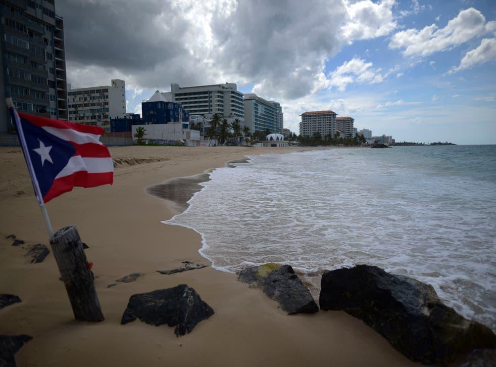 CORONAVIRUS-PUERTO RICO