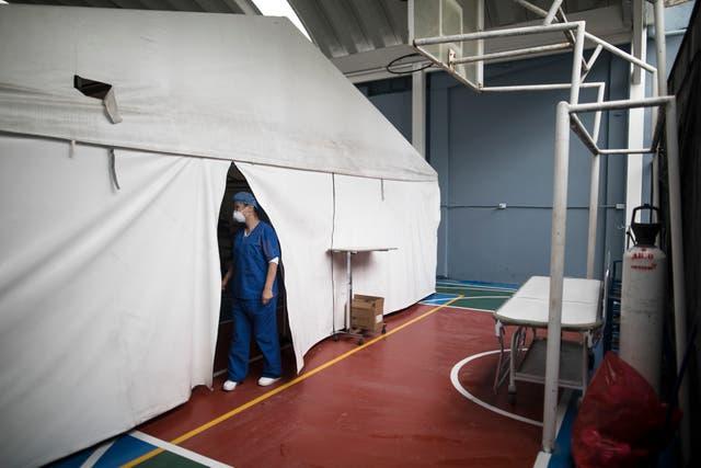 Virus Outbreak Colombia