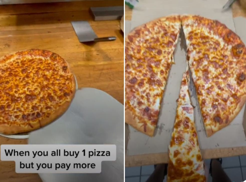 <p>A TikToker has shared a hack they use to get free pizza</p>