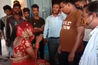 Man in India disguises himself as a bride so he could visit his 'lover' on her wedding day