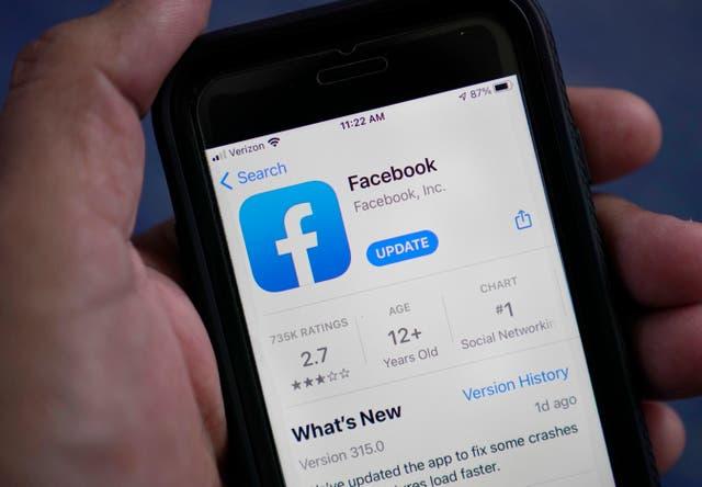 <p>Europe Facebook Investigation</p>
