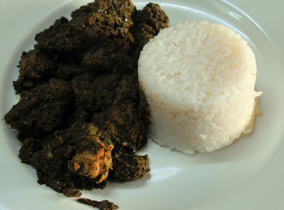 <p>The 18-year-old prepared the traditional Malagasy dish of ravitoto, which was met with controversy</p>