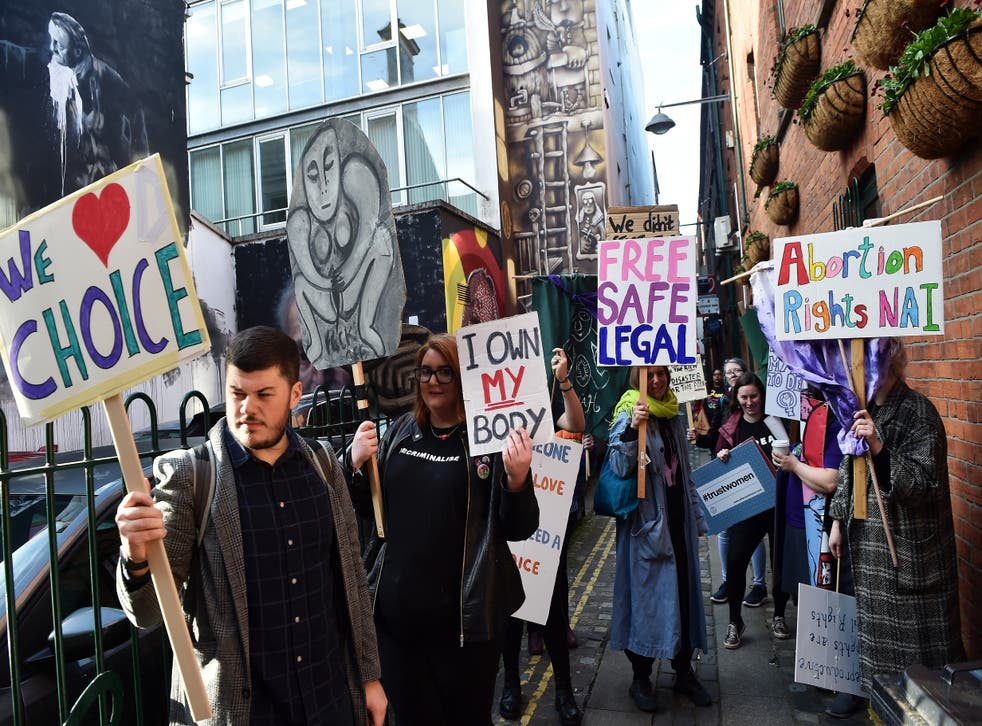 <p>Northern Ireland's Human Rights Commission has launched a landmark legal challenge against the Northern Ireland Executive and the UK government over the heavily protracted failure to commission abortion services</p>