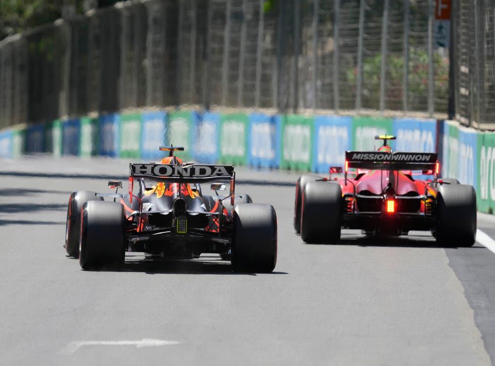 F1-GP SINGAPUR