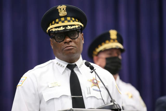 Chicago Police Community Policing